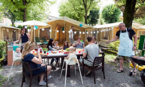 Top 25 beste campings in Europa