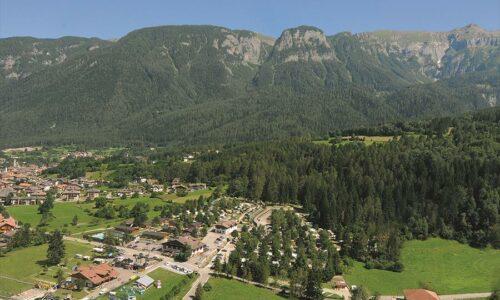 Aanbiedingen camping Dolomiti Camping Village in Dimaro-Folgarida