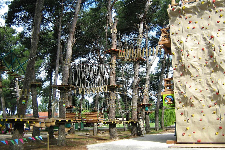 camping in Fažana