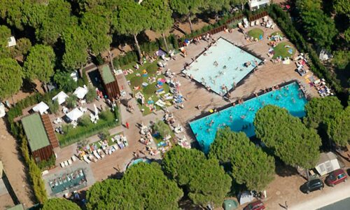 Aanbiedingen camping Orbetello Camping Village in Orbetello