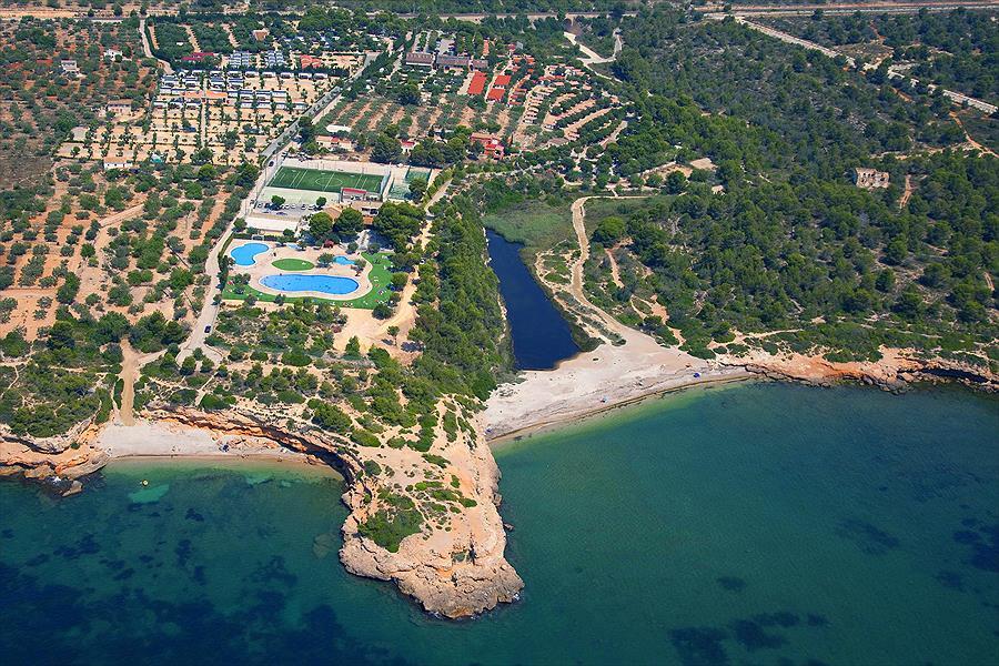 Camping Ametlla l'Ametlla de Mar