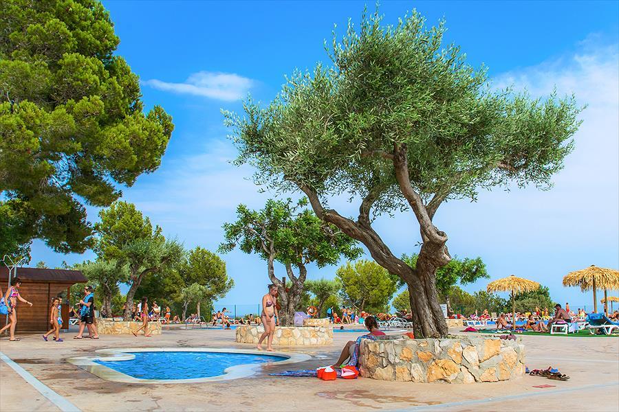 Camping Ametlla Tarragona