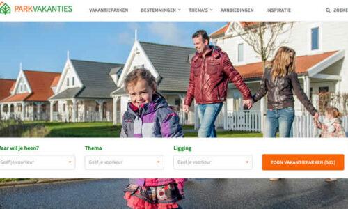Parkvakanties de vakantiepark-kenner van Nederland