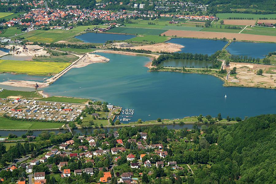 Knaus Campingpark Eschwege Hessen
