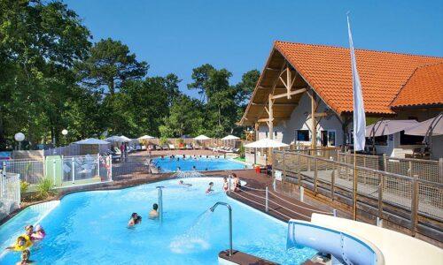 Aanbiedingen camping Siblu Camping Domaine de Soulac in Soulac-sur-Mer