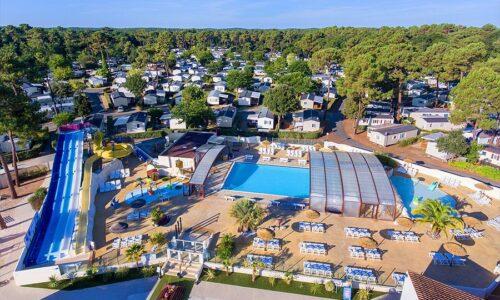 Aanbiedingen camping Siblu Camping La Pignade in Ronce-les-Bains