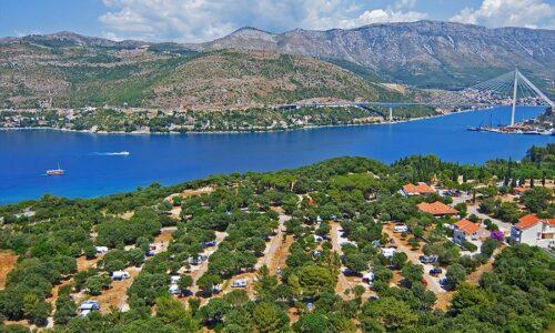 Aanbiedingen camping Solitudo Camping in Dubrovnik
