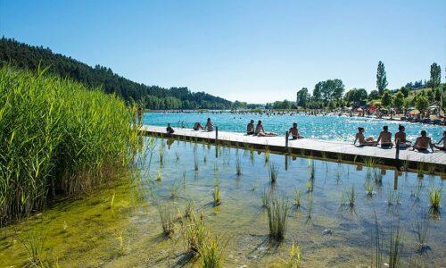 Aanbiedingen camping Campéole Le Lac des Sapins in Cublize