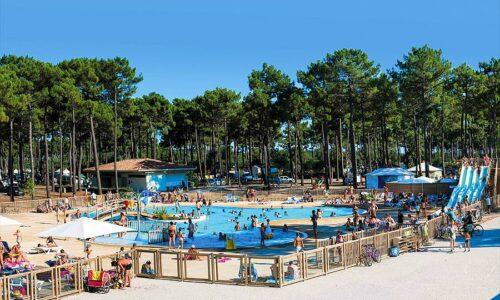 Aanbiedingen camping Camping Campéole Médoc Plage in Montalivet-les-Bains