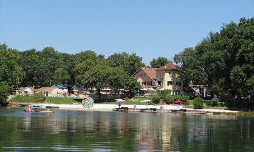 Aanbiedingen camping Camping Domaine Lacs de Gascogne in Seissan