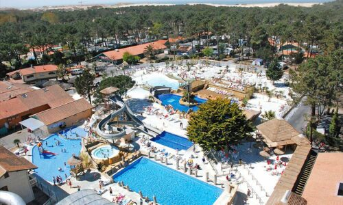 Aanbiedingen camping Camp. Village Resort & Spa Le Vieux Port in Messanges