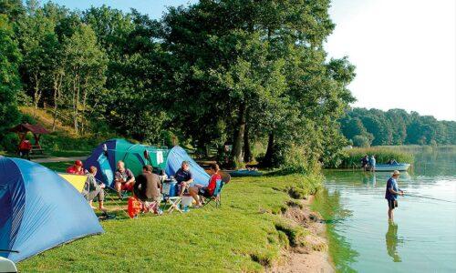 Aanbiedingen camping Camping- und Ferienpark Havelberge in Groß Quassow