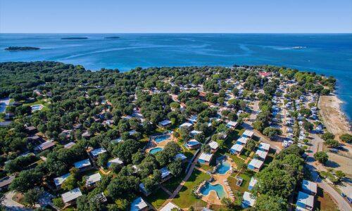 Aanbiedingen camping Camping Polari in Rovinj