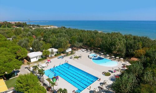 Aanbiedingen camping Stork Camping Village in Cologna Spiaggia