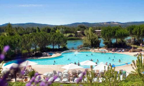 Pierre et Vacances Vakantiepark Pont Royal en Provence
