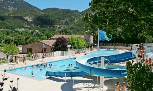 Aanbiedingen camping Camping Sandaya Domaine du Verdon in Castellane