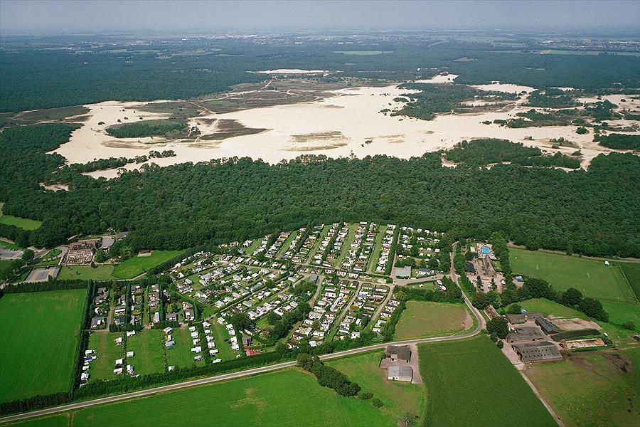 Cambiance Recreatiepark Duinhoeve Noord-Brabant
