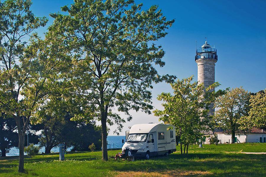 CampingIN Pineta Istrië