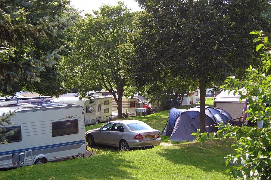camping in Lengfurt