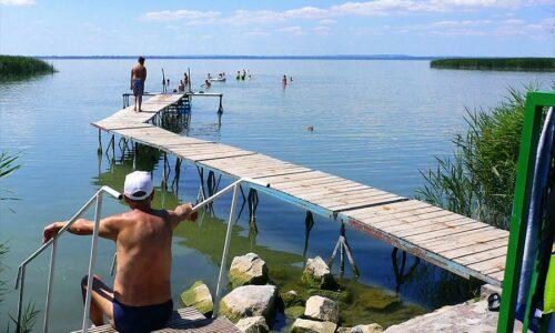 Aanbiedingen camping Balatontourist Camping & Bungalows Park in Vonyarcvashegy