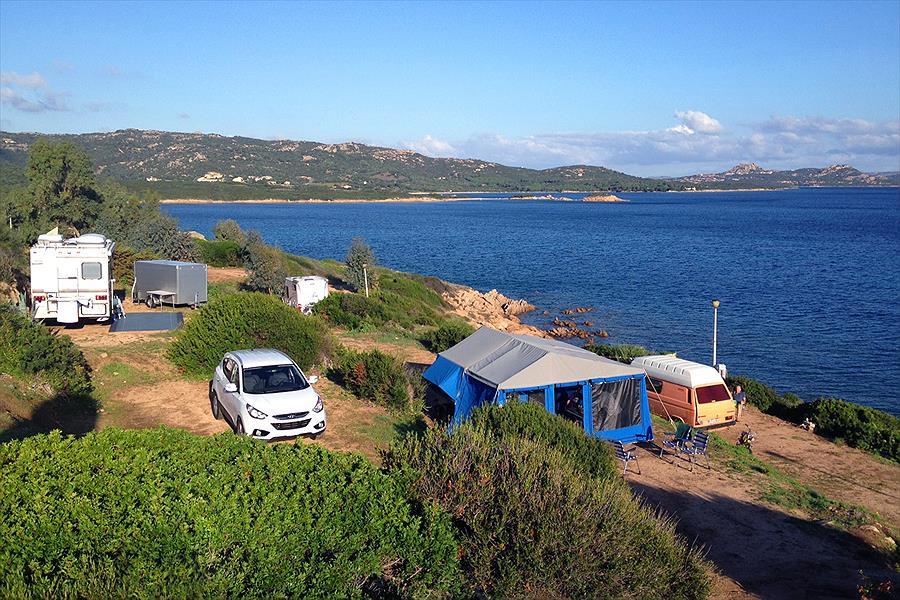 Camping Centro Vacanze Isuledda Olbia-Tempio