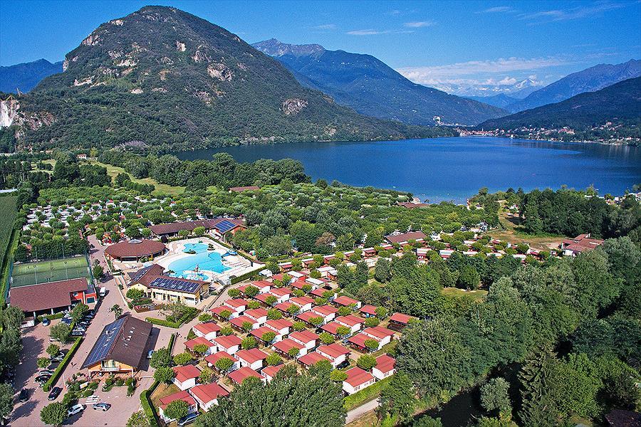 Continental Camping Village Verbano-Cusio-Ossola