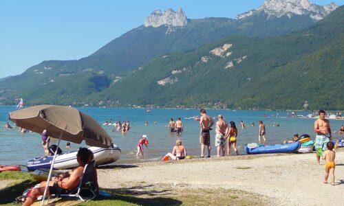 Aanbiedingen camping Campéole La Nublière in Doussard