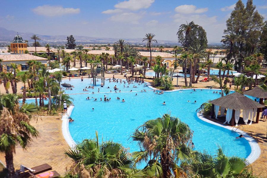 Marjal Costa Blanca Camping & Resort Crevillent