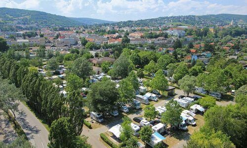 Aanbiedingen camping Donaupark Camping Klosterneuburg in Klosterneuburg