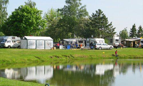 Aanbiedingen camping Knaus Campingpark Bad Dürkheim in Bad Dürkheim
