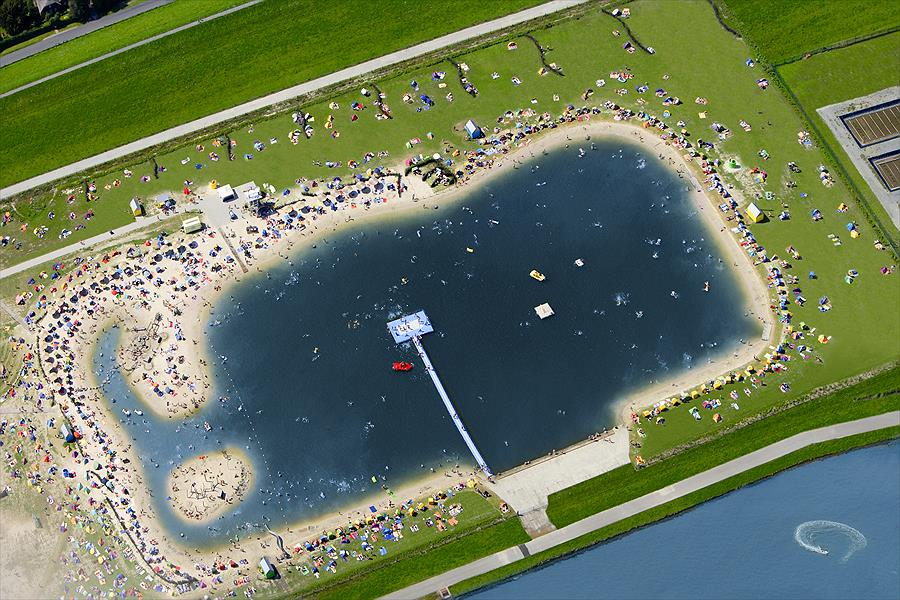 Knaus Campingpark Burhave / Nordsee Nedersaksen