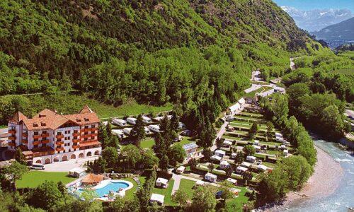 Aanbiedingen camping Camping Latsch in Latsch