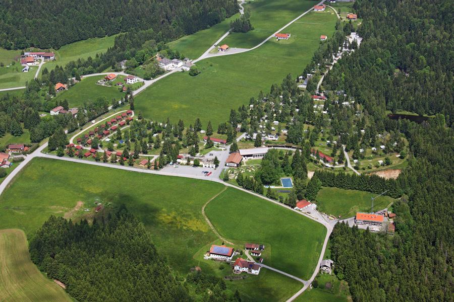 Knaus Campingpark Lackenhäuser Beieren