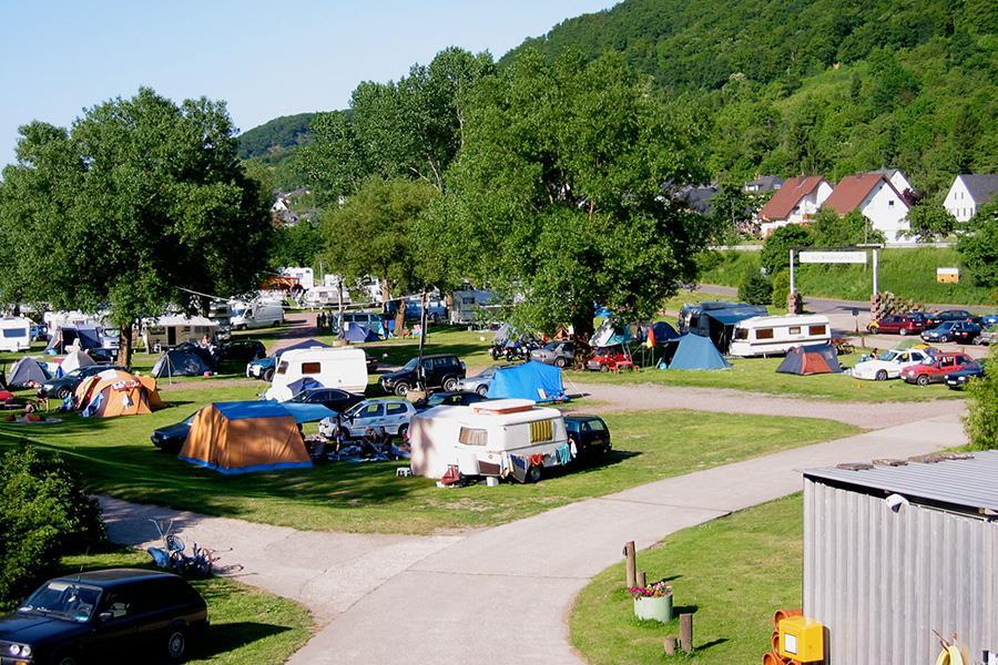 Knaus Campingpark Burgen/Mosel Rijnland-Palts