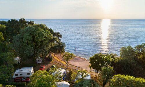 Aanbiedingen camping Aminess Maravea Camping Resort in Novigrad