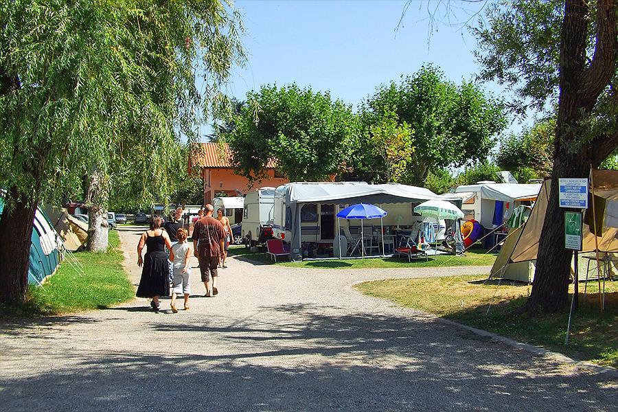 camping in Solcio