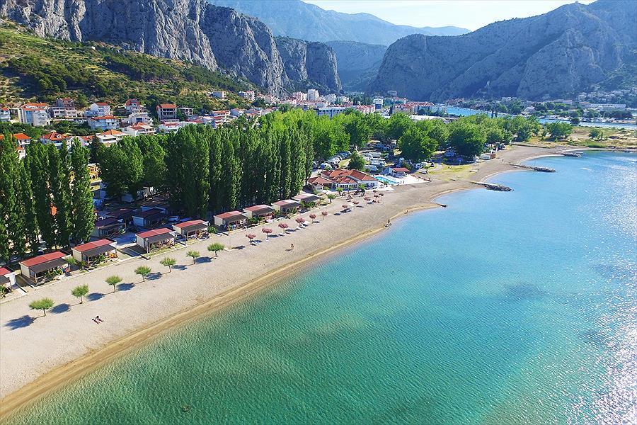 Camping Galeb Split-Dalmatië