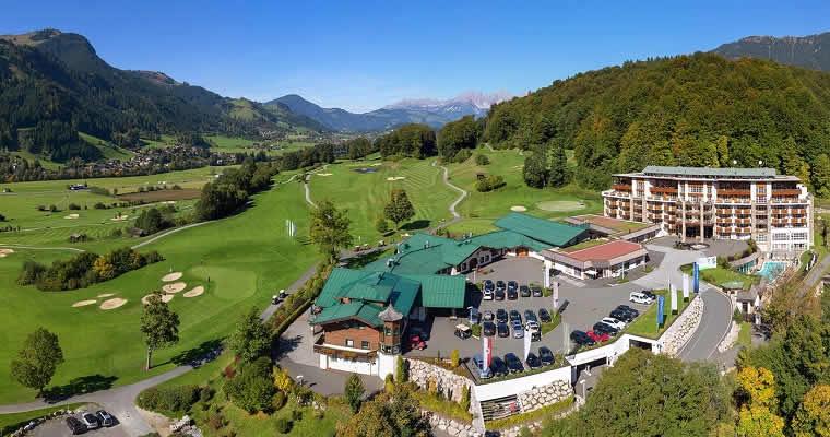 Golfresort Grand Tirolia Kitzbühel