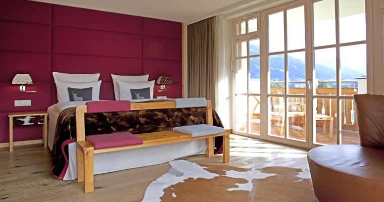 Luxe kamers Grand Tirolia Kitzbühel