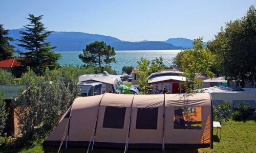 Aanbiedingen camping Camping Onda Blu in Residence Onda Blu