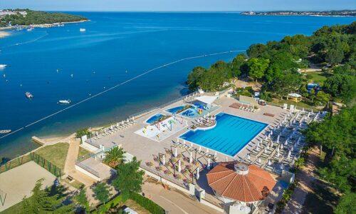Aanbiedingen camping Lanterna Premium Camping Resort in Poreč