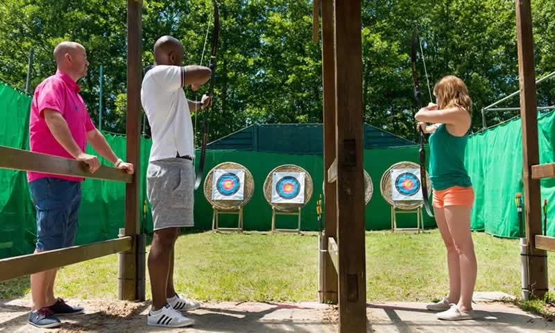 Sportieve activiteiten op Siblu La Réserve
