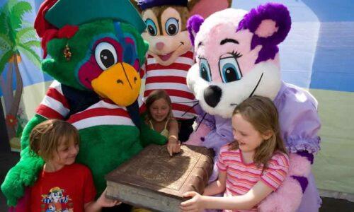 Siblu piratenclub voor kinderen