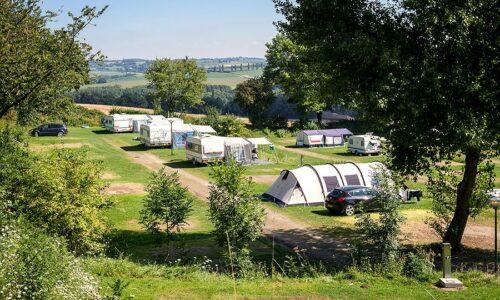 Aanbiedingen camping Panorama Camping Gulperberg in Gulpen