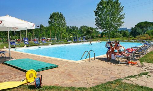 Aanbiedingen camping Camping Roma Flash in Bracciano