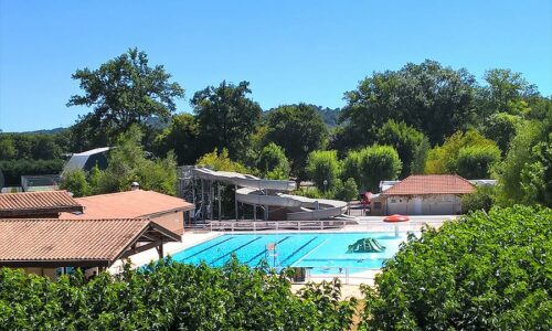 Aanbiedingen camping Camping Le Plein Air Neuvicois in Neuvic