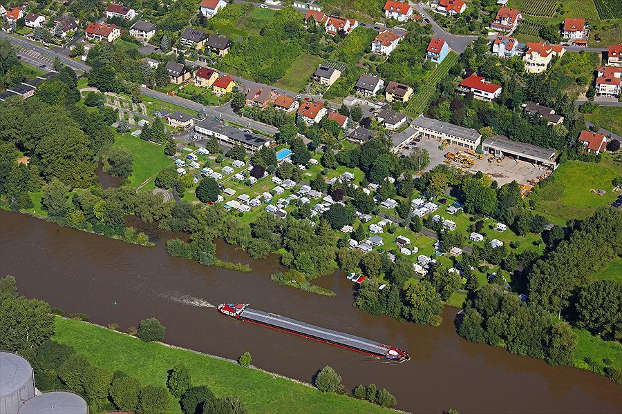 Knaus Campingpark Frickenhausen Beieren