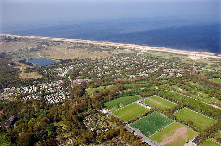 Kampeerresort Kijkduin Den Haag