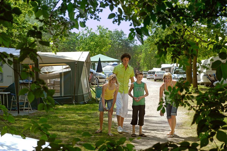 camping in Den Haag