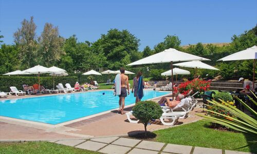 Aanbiedingen camping Flaminio Village Camping & Bungalow Park in Rome